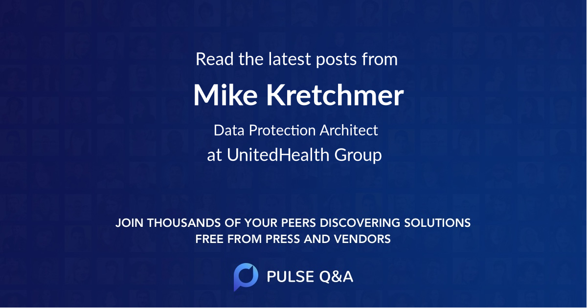 Mike Kretchmer