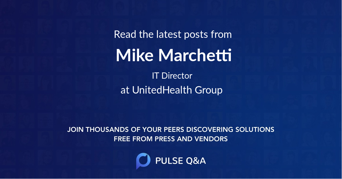 Mike Marchetti