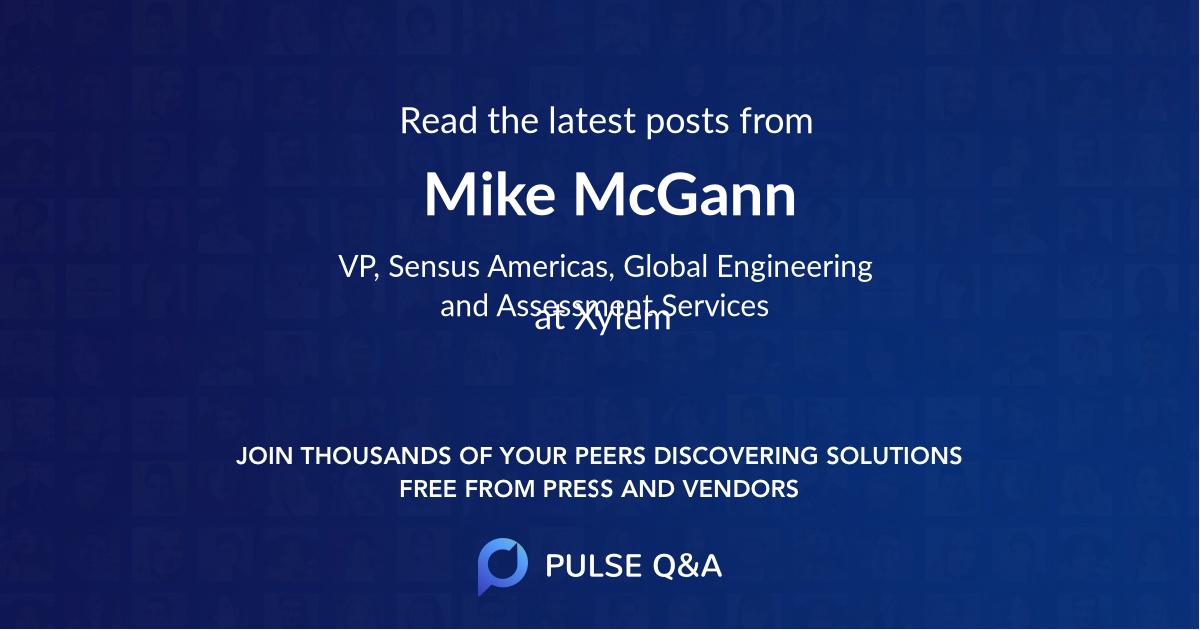 Mike McGann