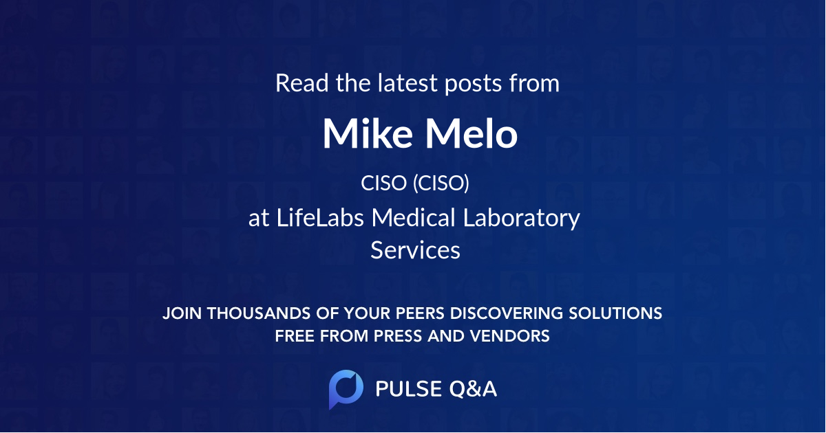 Mike Melo