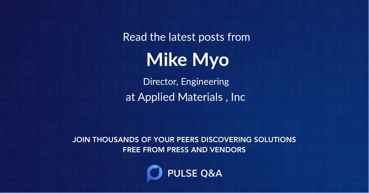 Mike Myo