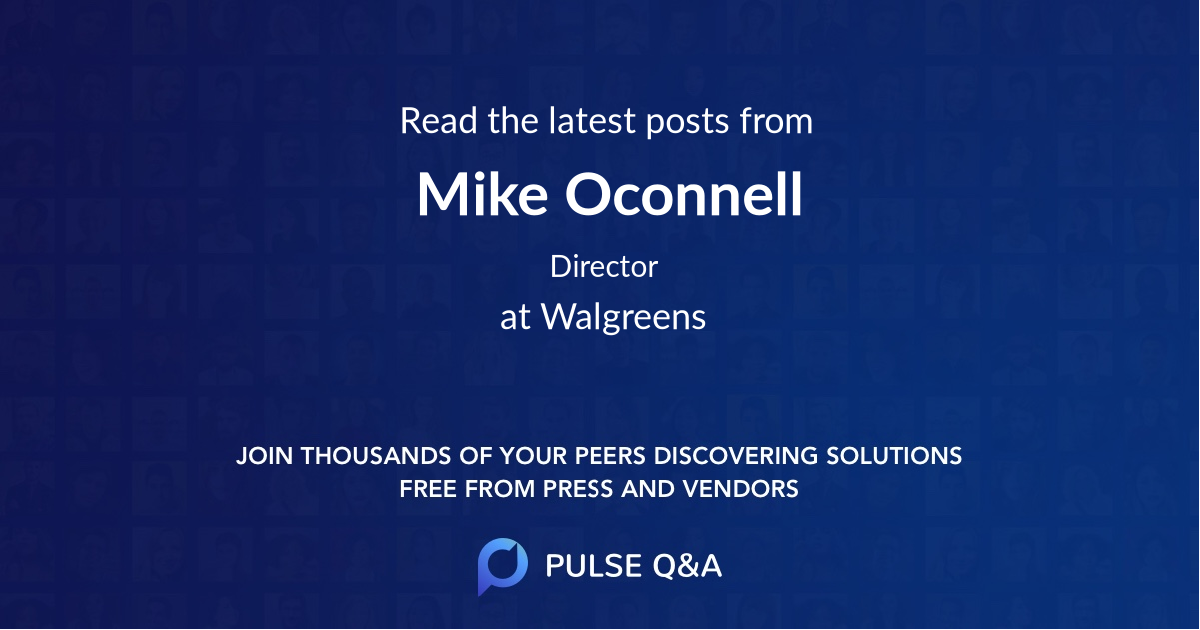 Mike Oconnell