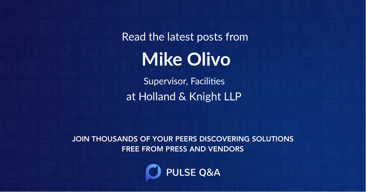 Mike Olivo