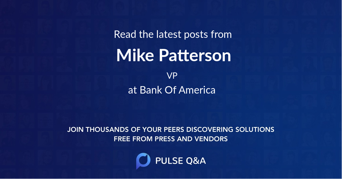 Mike Patterson