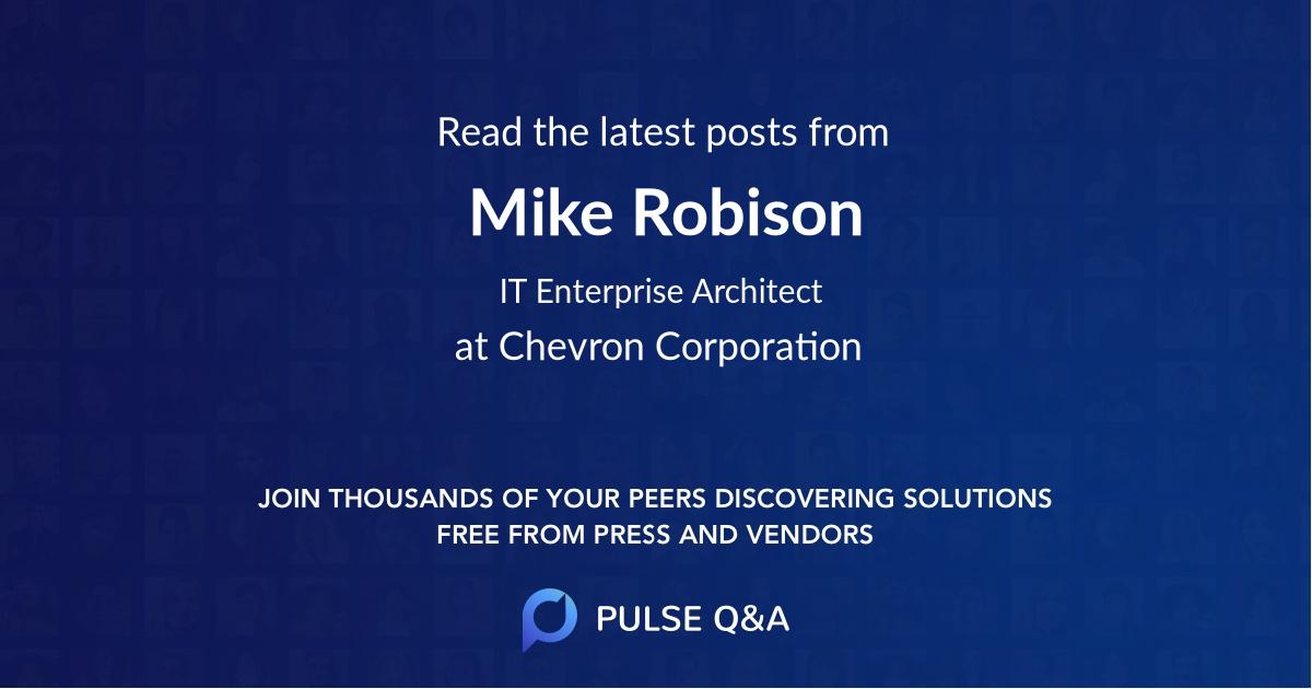 Mike Robison