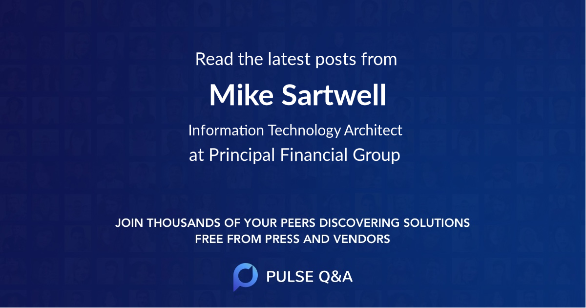 Mike Sartwell