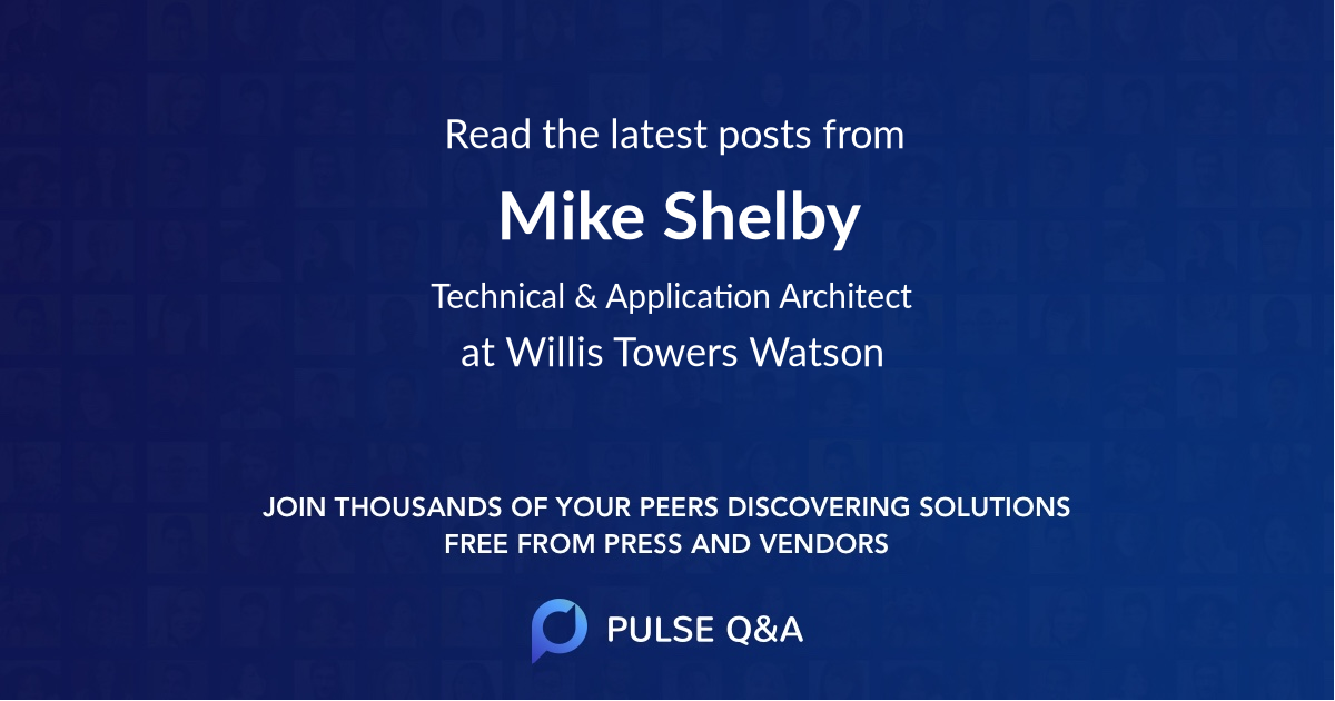 Mike Shelby