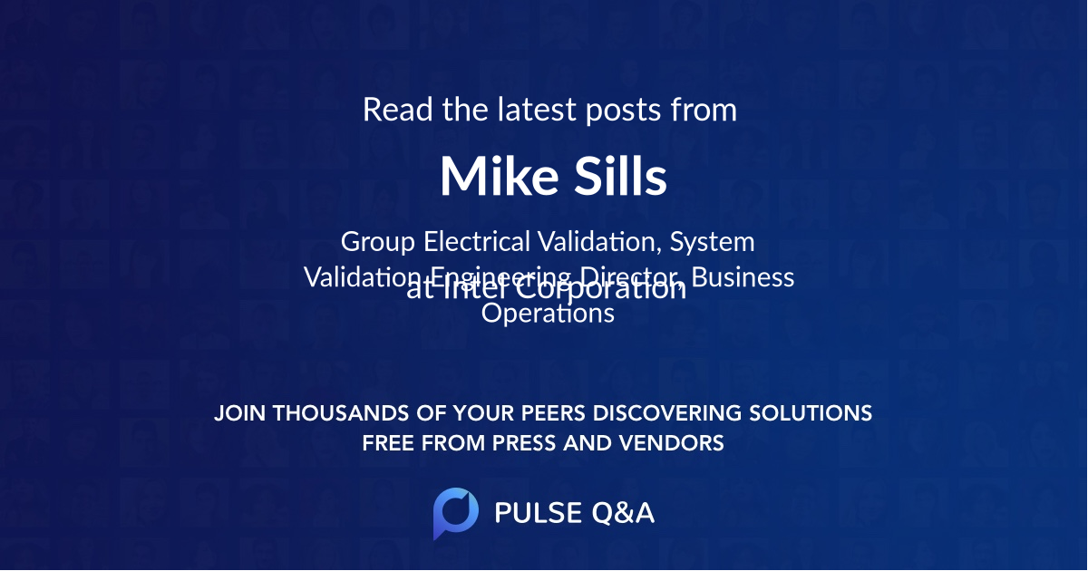 Mike Sills