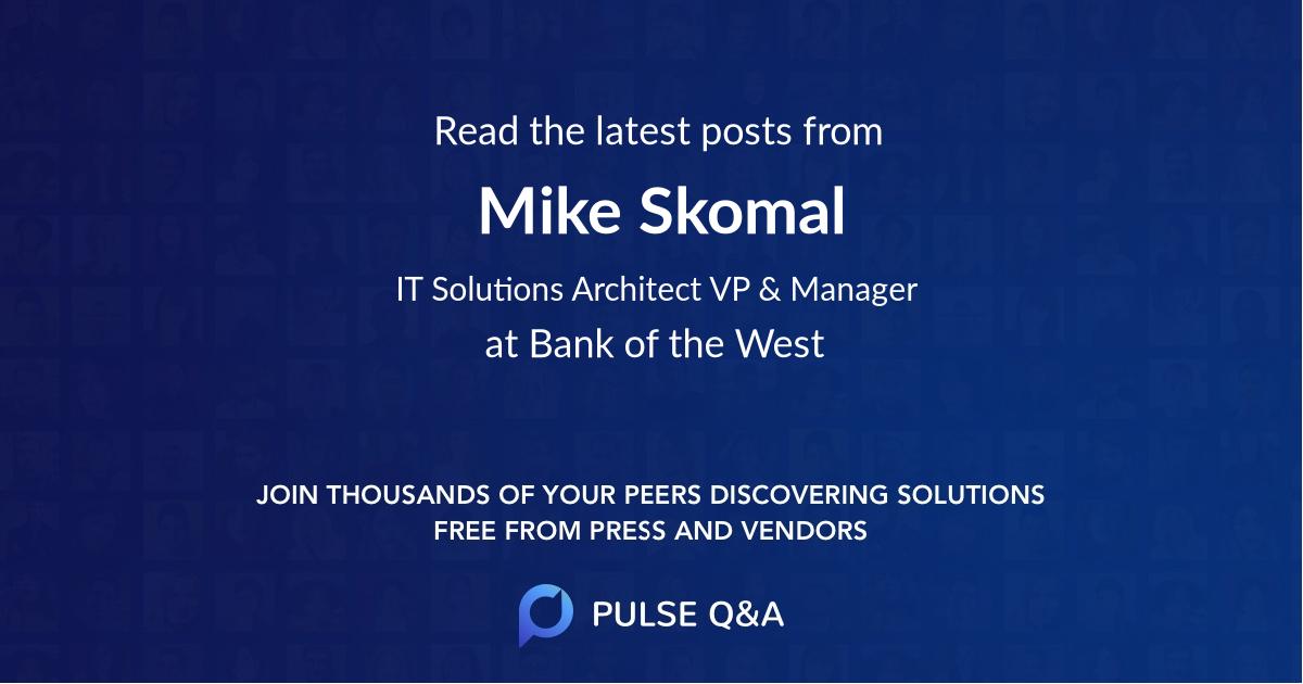Mike Skomal