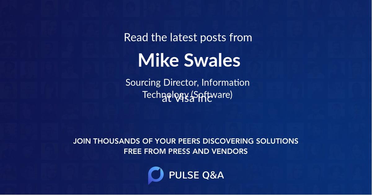 Mike Swales