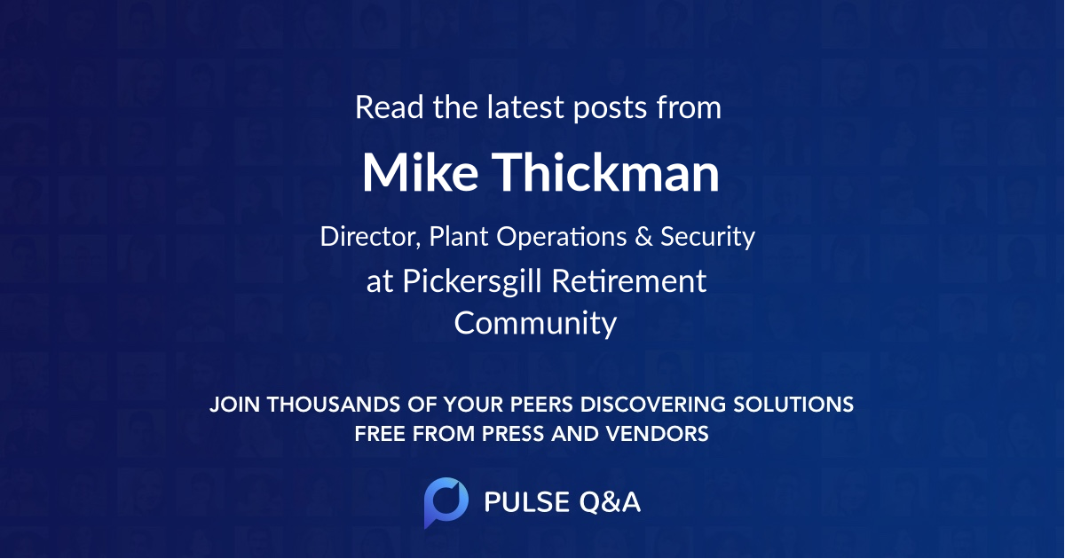 Mike Thickman