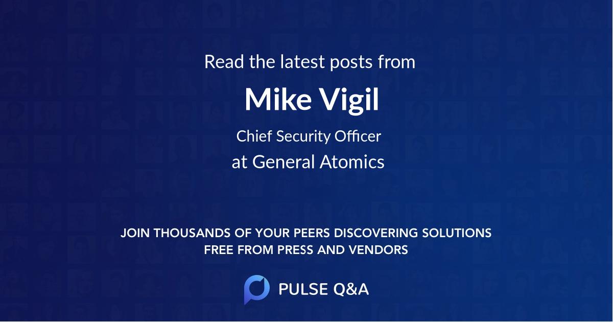 Mike Vigil
