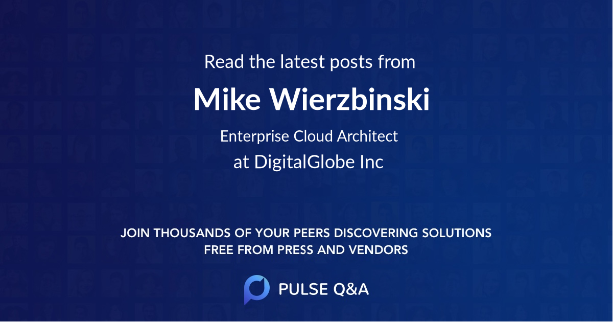 Mike Wierzbinski