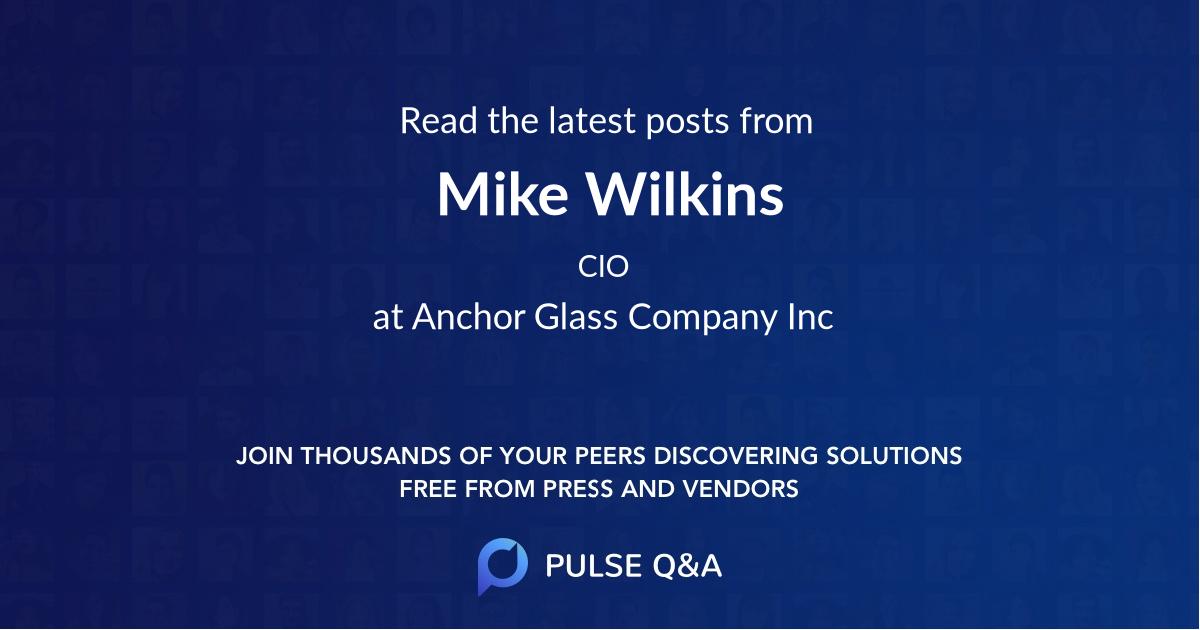 Mike Wilkins
