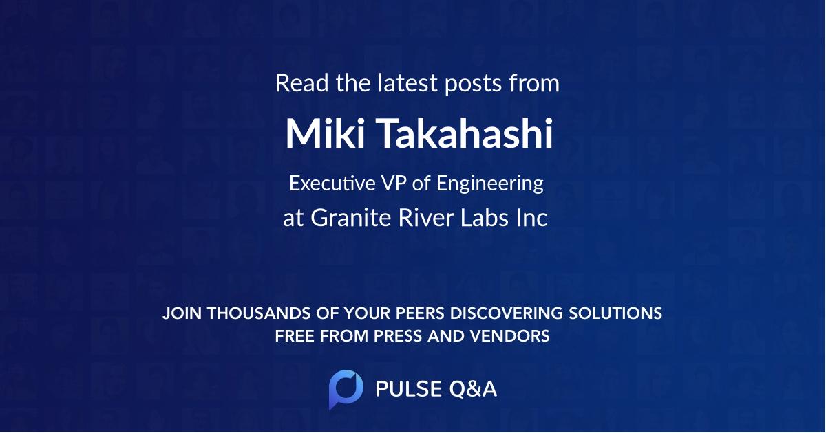 Miki Takahashi