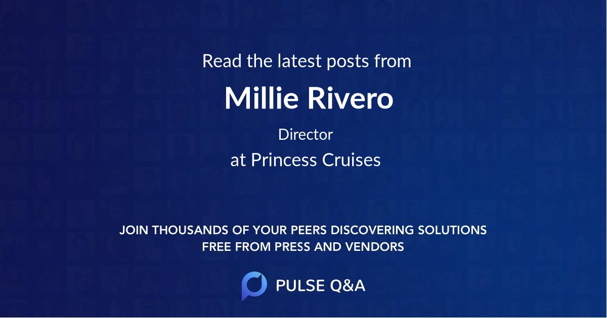 Millie Rivero