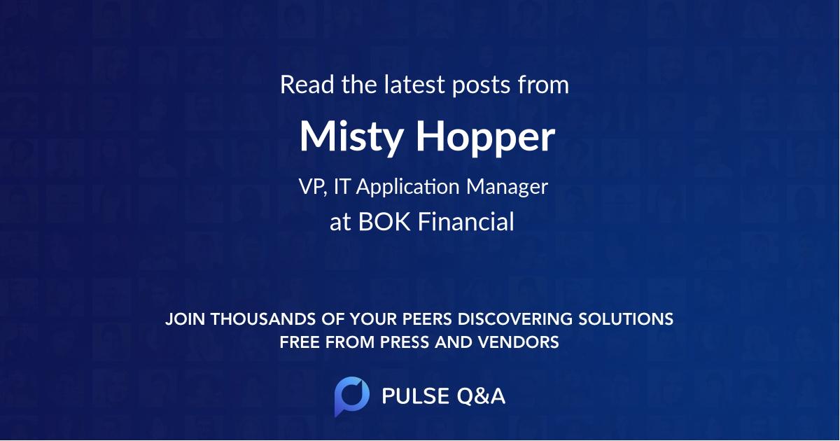 Misty Hopper