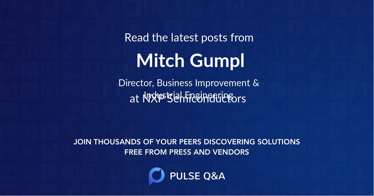 Mitch Gumpl