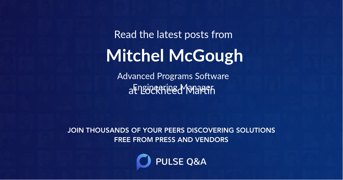 Mitchel McGough