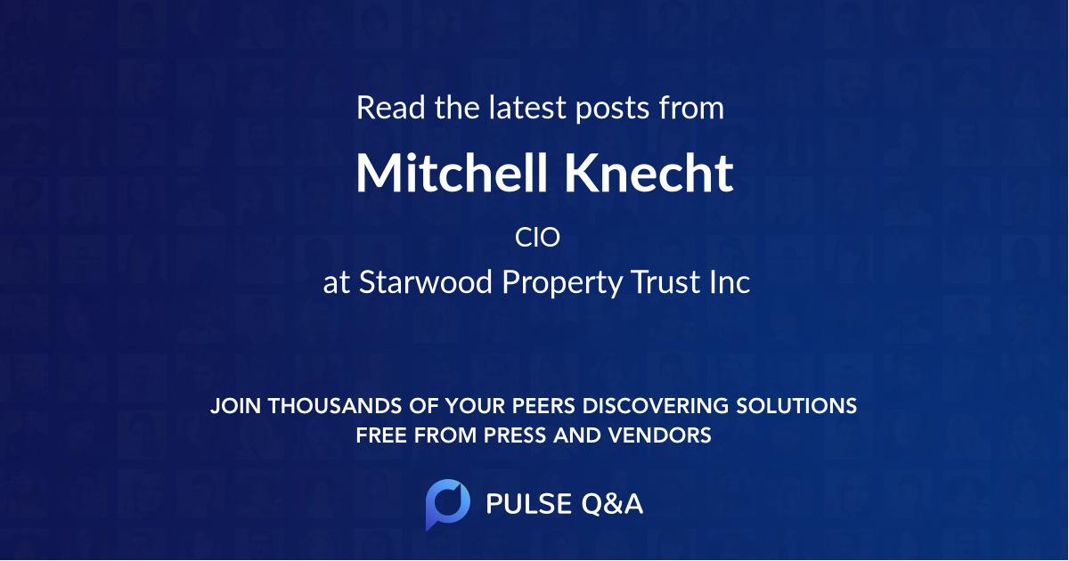 Mitchell Knecht