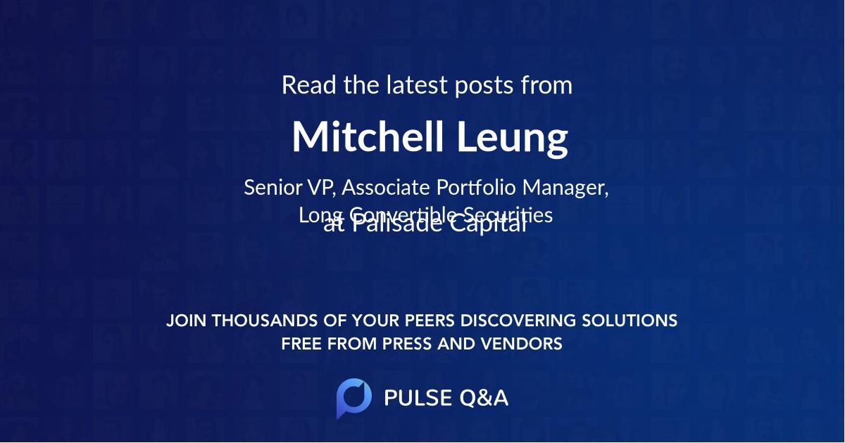 Mitchell Leung