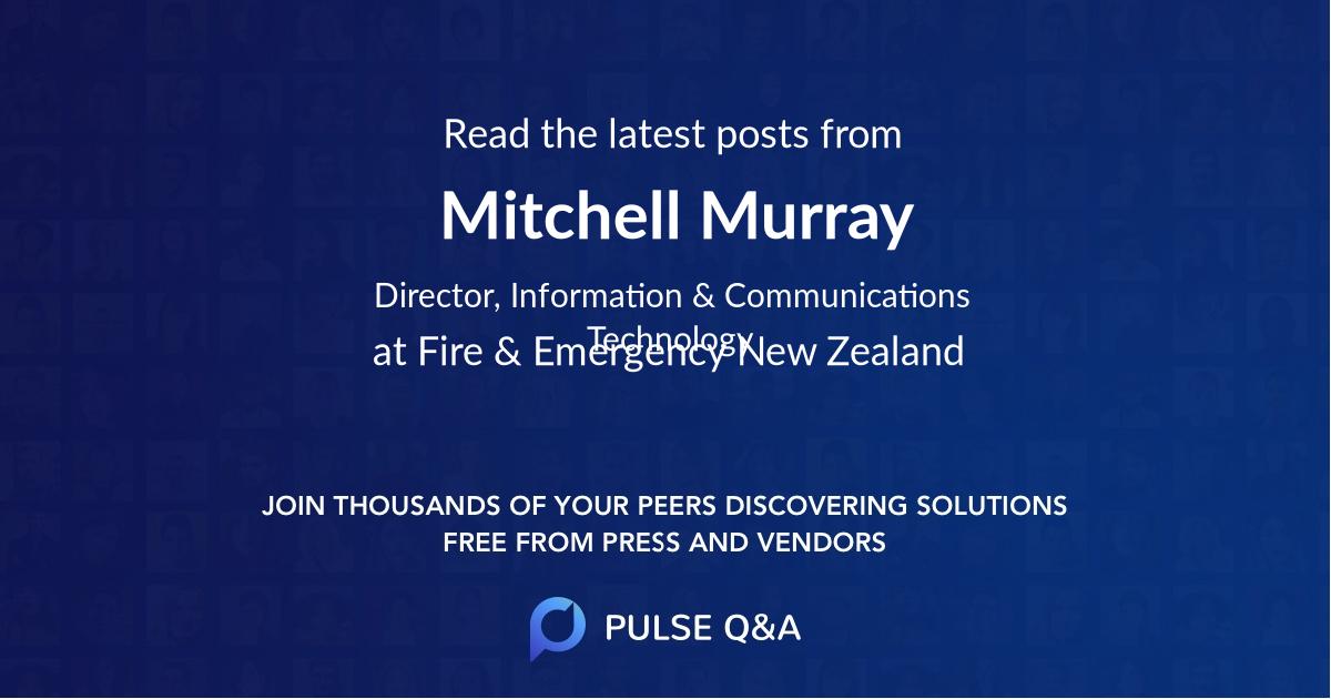 Mitchell Murray