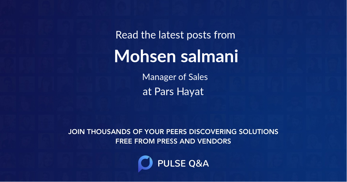 Mohsen salmani