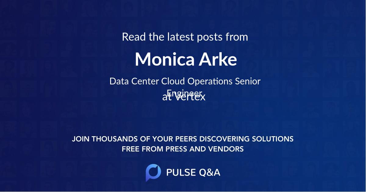 Monica Arke