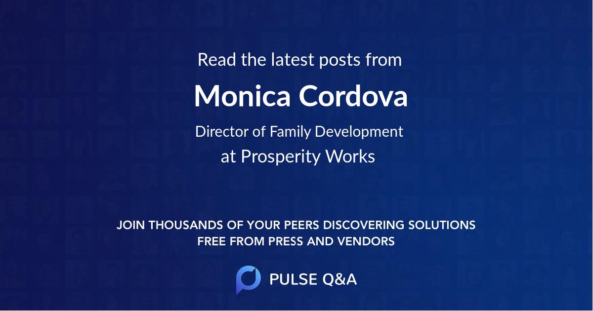 Monica Cordova
