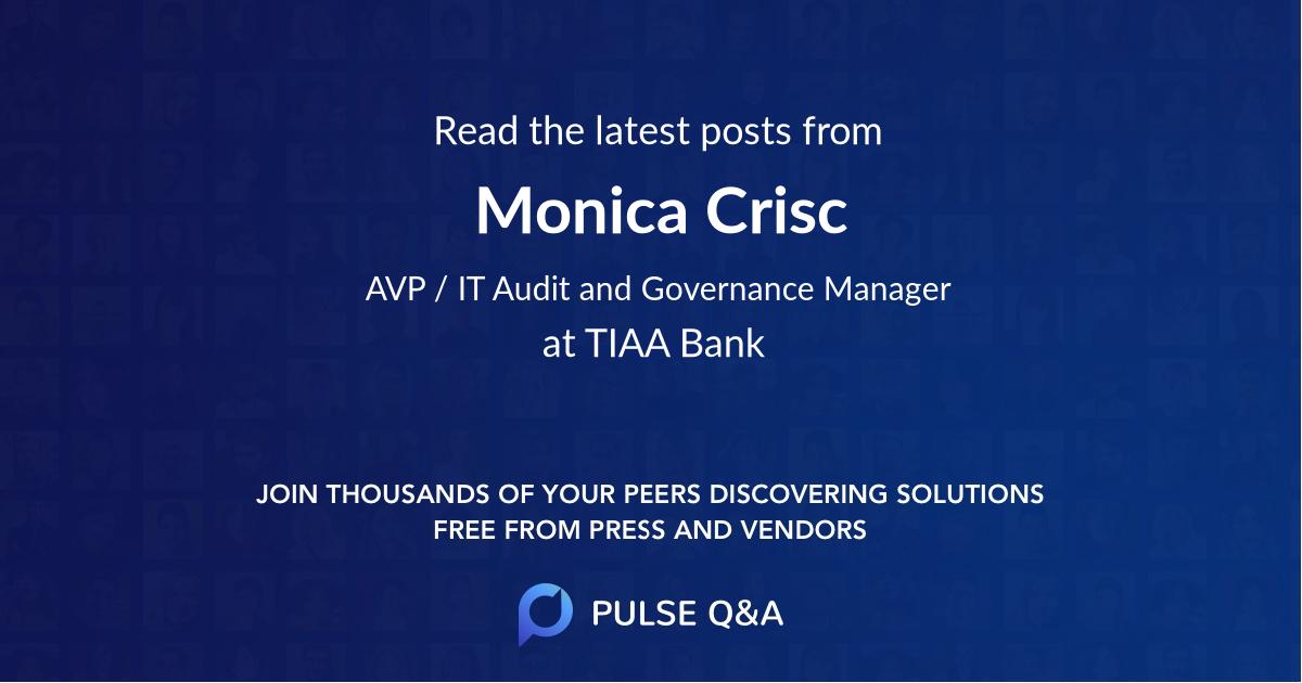 Monica Crisc