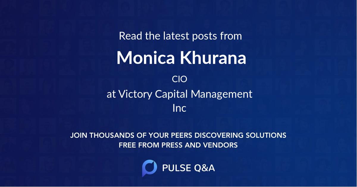 Monica Khurana
