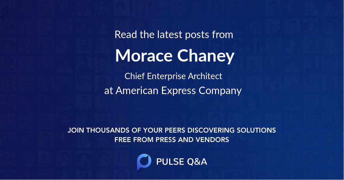 Morace Chaney