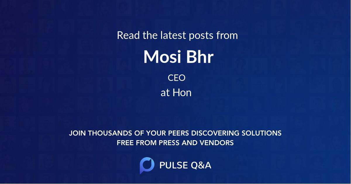 Mosi Bhr