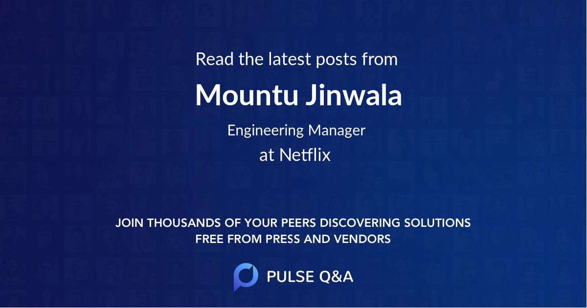 Mountu Jinwala
