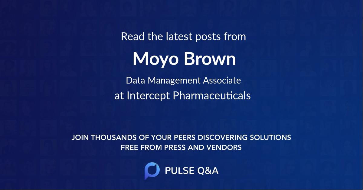 Moyo Brown