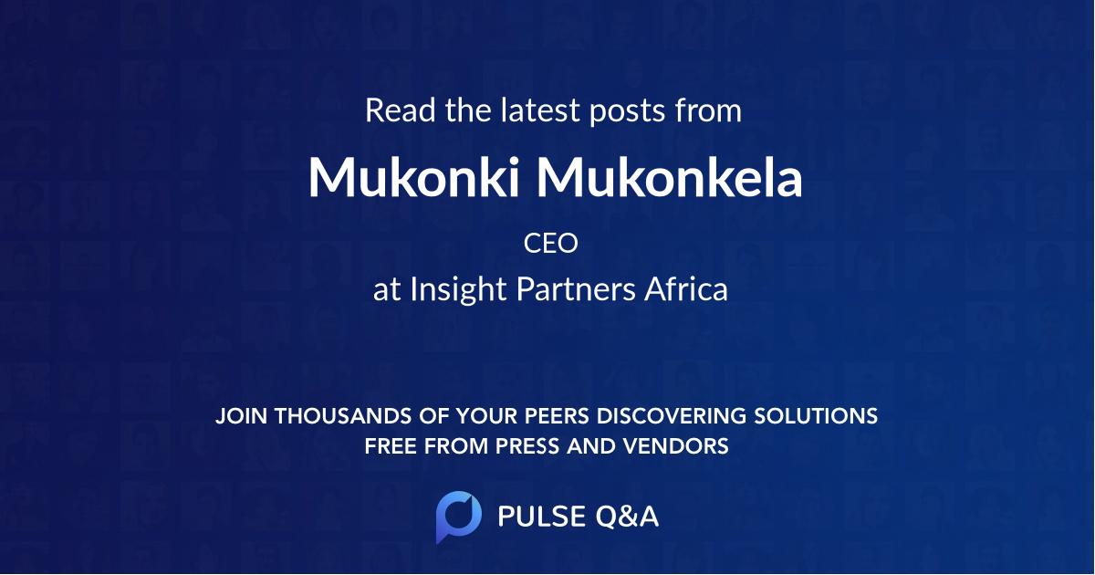 Mukonki Mukonkela