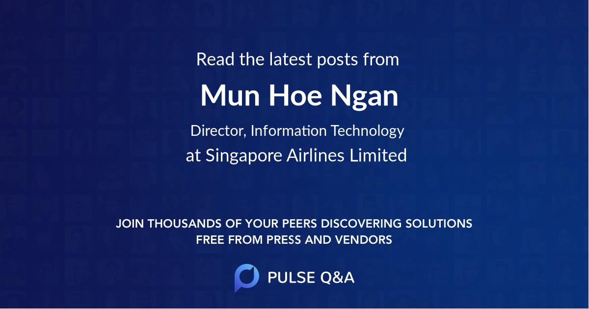 Mun Hoe Ngan
