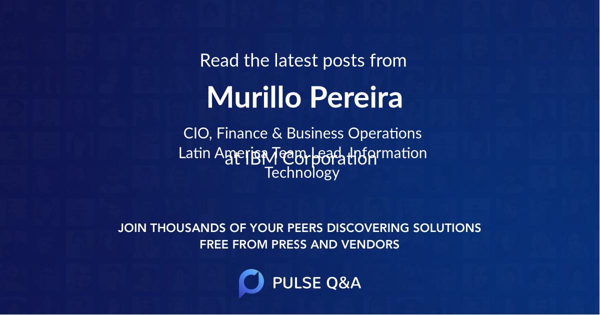 Murillo Pereira