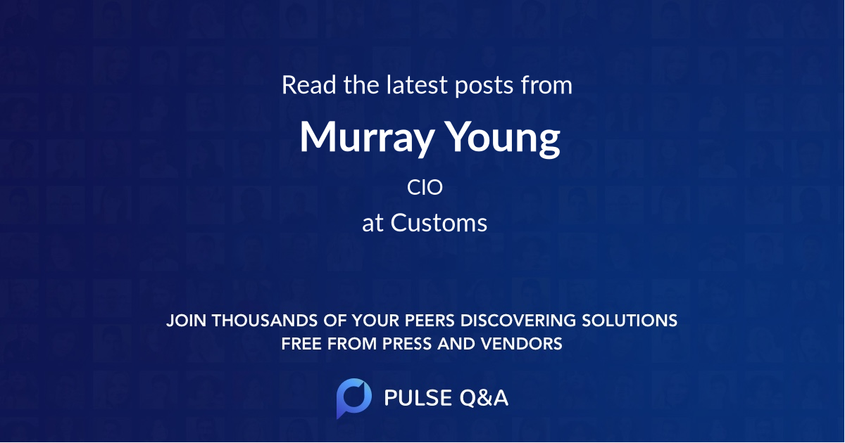 Murray Young
