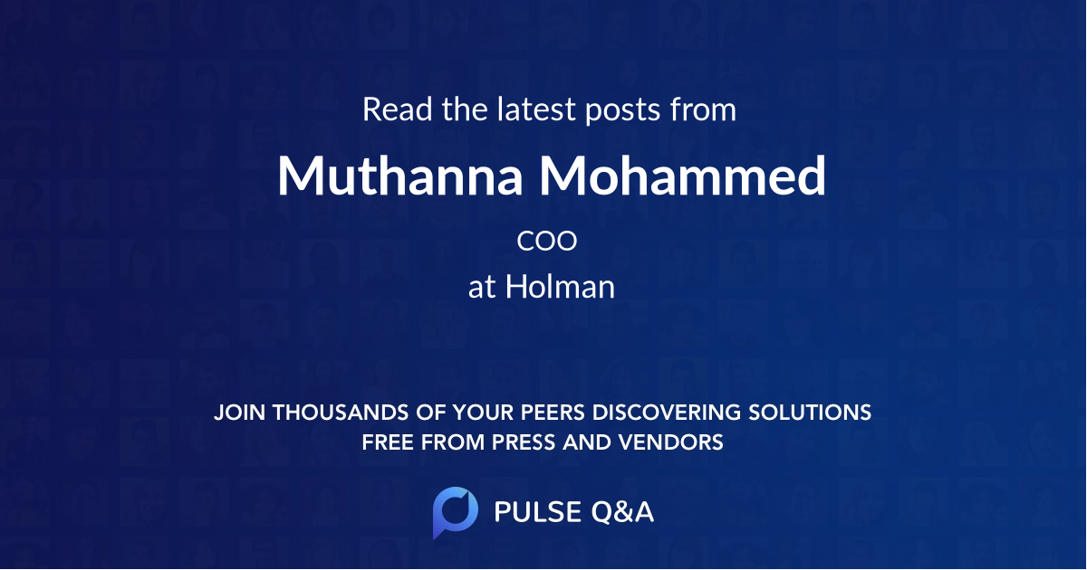 Muthanna Mohammed