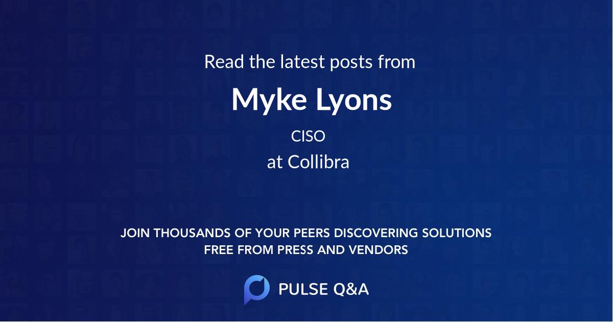 Myke Lyons