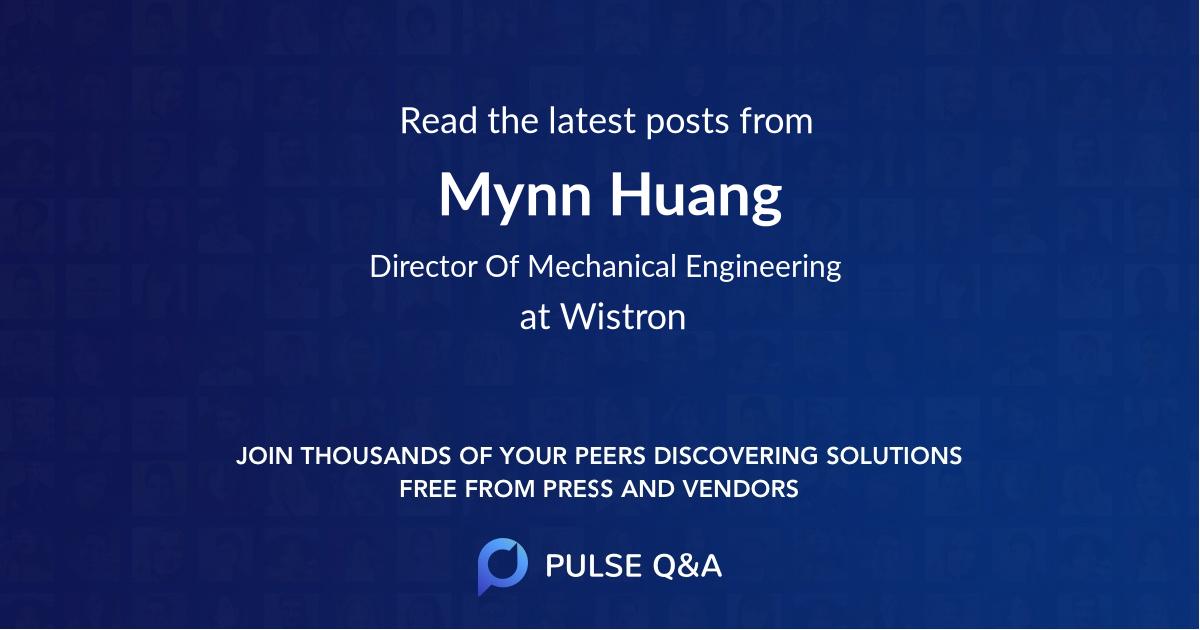 Mynn Huang