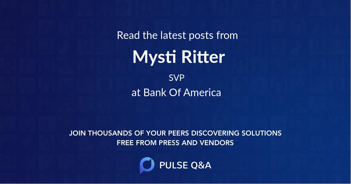 Mysti Ritter
