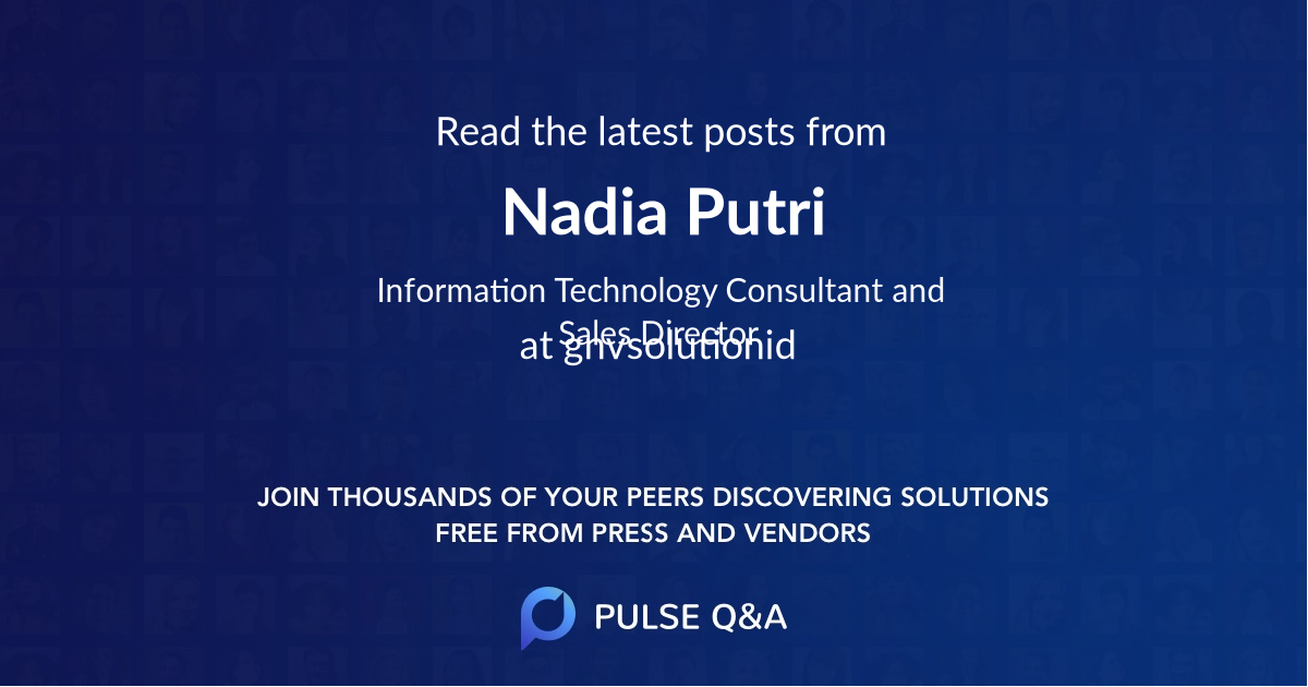 Nadia Putri
