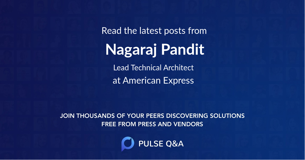 Nagaraj Pandit