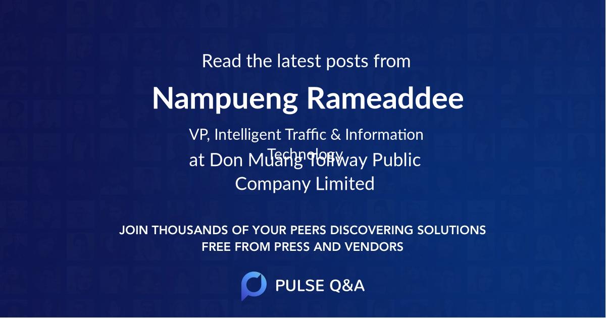 Nampueng Rameaddee