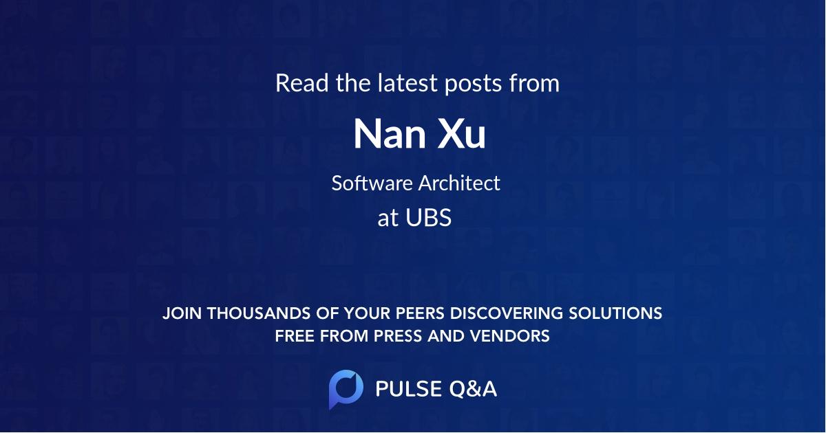 Nan Xu