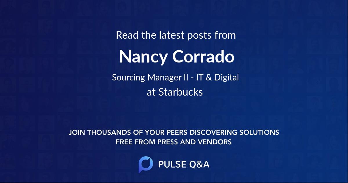 Nancy Corrado