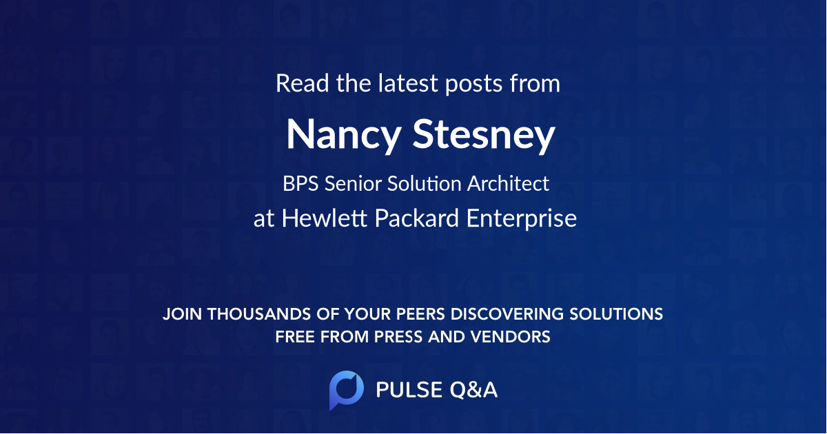 Nancy Stesney