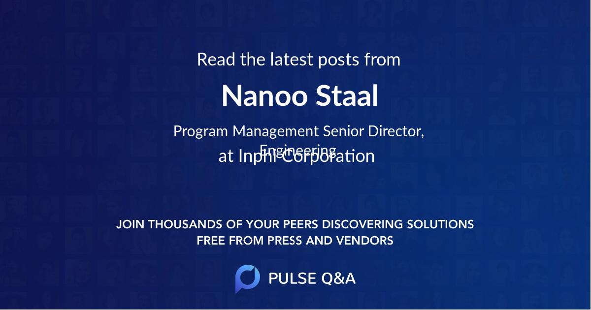 Nanoo Staal